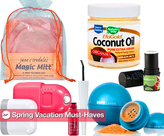 Spring Break Packing List