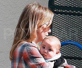 Slide Photo of Ellen Pompeo's Daughter Baby Stella Luna