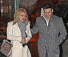 Slide Photo of Hilary Duff and Fiance Mike Comrey in Edmonton