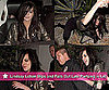 Lindsay Lohan Slips and Slides Out in LA!