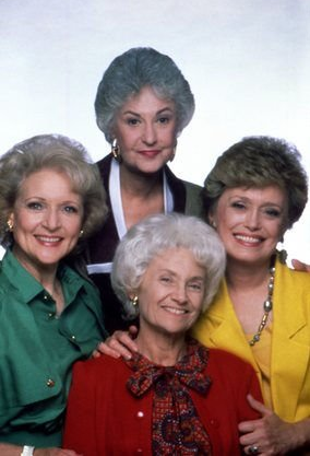 The Latter-Life Roommates, Golden Girls