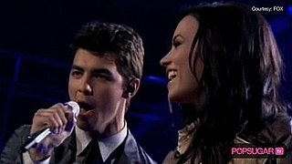 Joe Jonas on American Idol, Miley Cyrus on American Idol, Demi Lovato Dating Joe Jonas