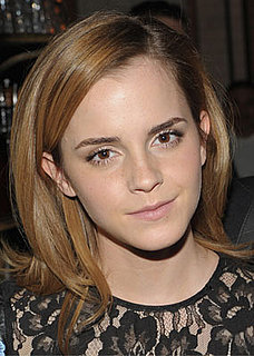 Emma Watson's Simple Makeup Look