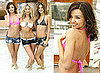 Photos of Victoria's Secret Models Miranda Kerr, Alessandra Ambrosio, Candice Swanepoel in Bikinis Swim Catalogue Anniversary