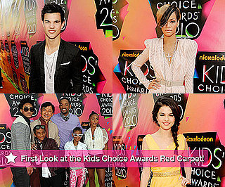 Kids Choice Awards Red Carpet Photos