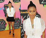 Jada Pinkett Smith at 2010 Kids Choice Awards