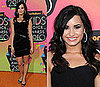 Demi Lovato at 2010 Kids&#039; Choice Awards