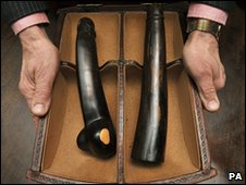 Antique Sex Toys Go To Highest Bidder