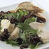 Roasted Chicken Salad With Garlic Toasts Recipe