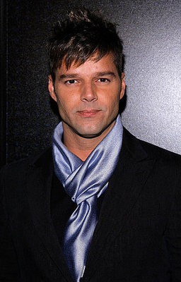 "Ricky Martin Comes Out as ""a Fortunate Homosexual Man"" 2010-03-29 14:05:15"