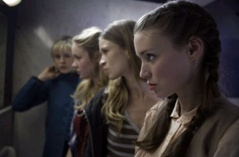 Tatiana Von Furstenberg's Boarding School Film Debut