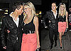 Photos of Sophie Reade and George Lineker