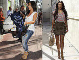 Photos of Kim Kardashian With Baby Mason Disick in Miami