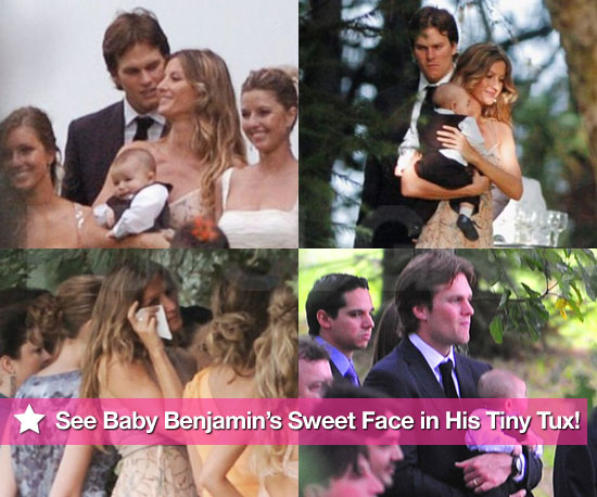 Photos of Benjamin Brady, Tom Brady and Gisele's Baby