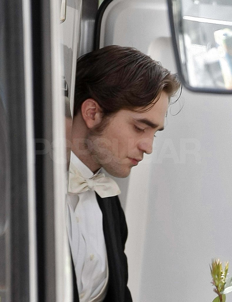 Photos of Pattinson