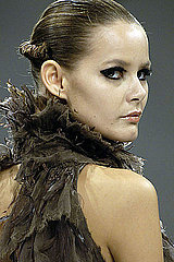 Chado Ralph Rucci Spring 2008 RTW - Fashion Rewind