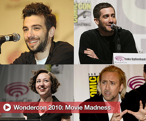Photos From 2010 San Francisco WonderCon Event Including Jake Gyllenhaal and Jay Baruchel