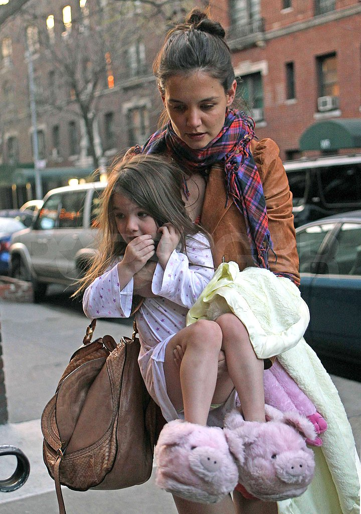 Photos of Suri Cruise and Katie