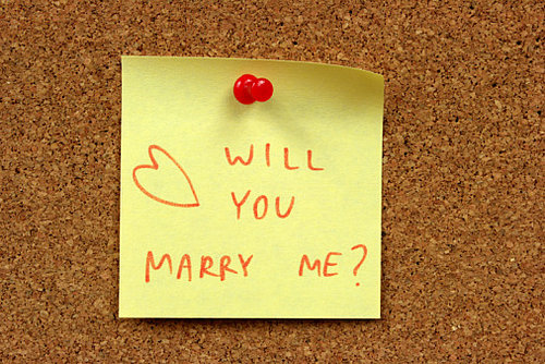 How Did You Announce Your Engagement to Co-Workers?