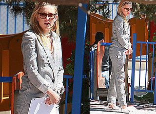 Photos of Kate Hudson on Her Way to a Meeting in LA Amid Rumors She's Dating Darren Ankenman and Adam Scott