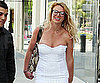 Slide Photo of Britney Spears Wearing Glasses in LA