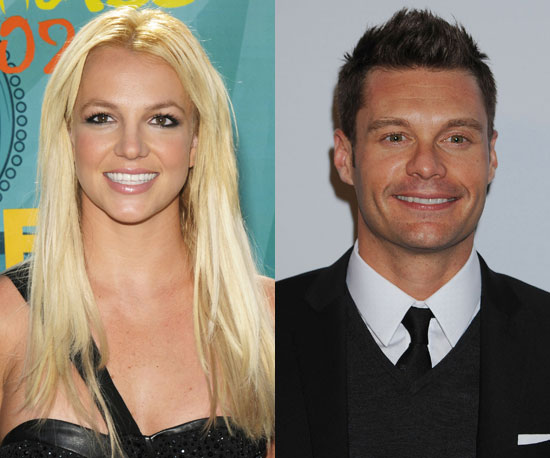 Britney Spears vs. Ryan Seacrest