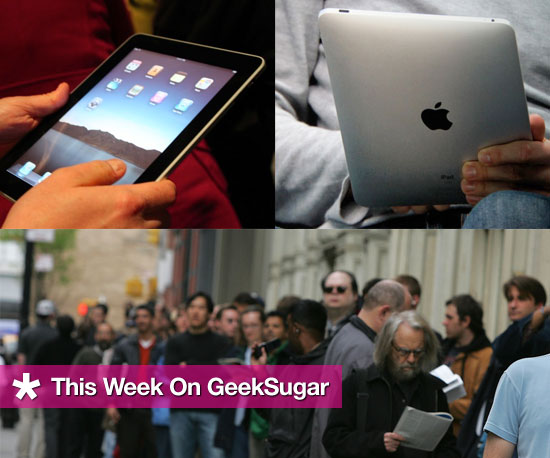 This Week on GeekSugar 2010-04-03 04:00:41