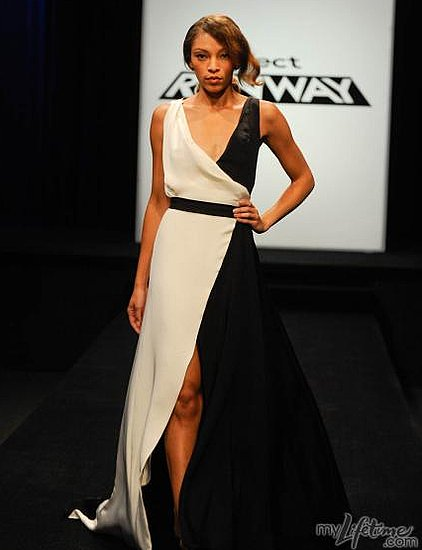 Project Runway Red Carpet Dresses For Heidi Klum