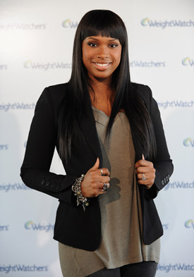 Jennifer Hudson Joins Weight Watchers