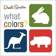 What Colors?, Staff of DwellStudio