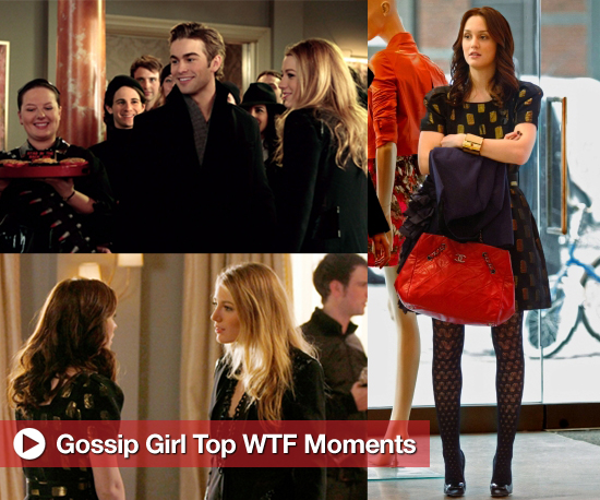 "Recap and Review of Gossip Girl Episode ""Inglorious Bassterds"" 2010-04-06 04:30:41"