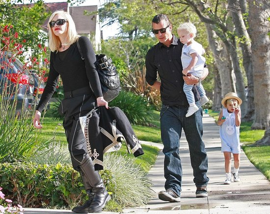 Photos of Gwen and Gavin