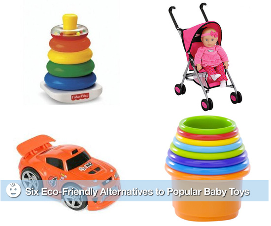 Eco-Friendly Alternatives to Popular Toys