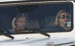 Photos of Britney Spears and Jason Trawick Together in LA