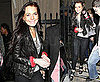 Photos of Lindsay Lohan Leaving Bardot Club in LA the Day Her Father, Michael, Announces His Engagement to Kate Major