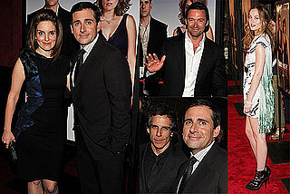 Photos of Tina Fey and Steve Carell at the NYC Premiere of Date Night 2010-04-07 06:00:00