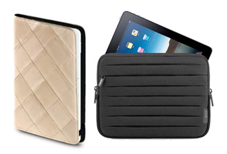 Envelope vs. Book Style Cases For Kindle and iPad