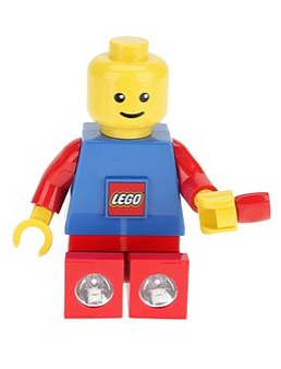 Photos of Lego Man Flashlights