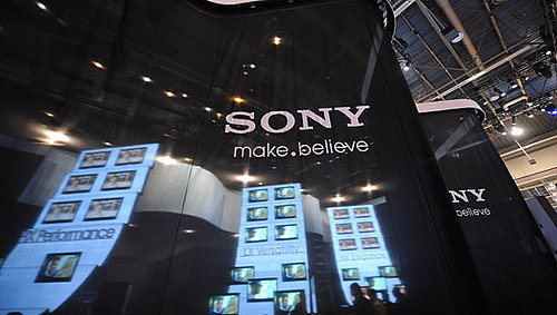 Sony Style Stores Broadcasting the Masters in 3D