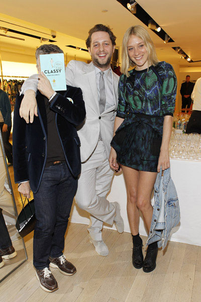 Photos of Barneys New York Book Party For Derek Blasberg's Classy