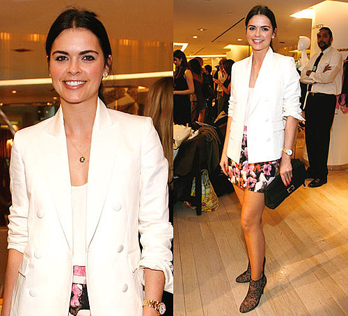 Katie Lee at Derek Blasberg Book Signing at Barneys NYC