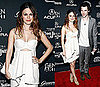 Pictures and Quotes From Rachel Bilson and Tom Sturridge During the NYC Premiere of Waiting For Forever