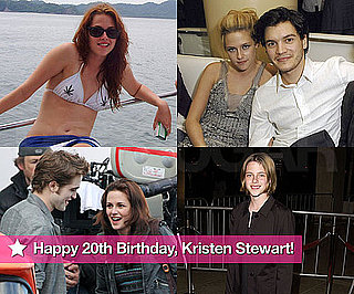 Pictures of Kristen Stewart On Her 20th Birthday