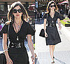 Camilla Belle Shopping at The Grove in Hollywood