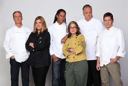 Images From Episode 1 of Top Chef Masters