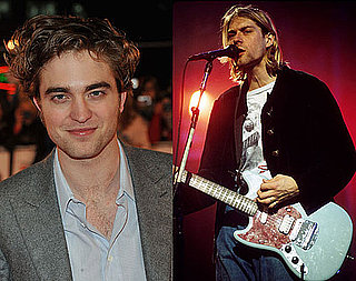 Robert Pattinson May Play Kurt Cobain 2010-04-09 08:30:32