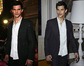 Pictures of Taylor Lautner at an LG/Orange Event in Paris 2010-04-09 10:30:00