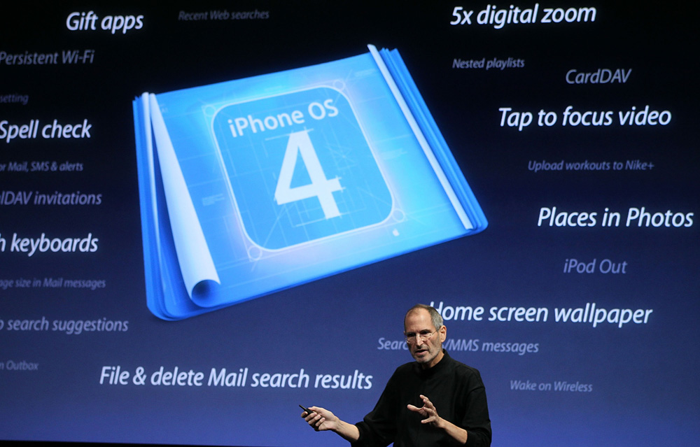iPhone OS 4 Is Here! (Almost)