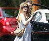 Slide Picture of Pregnant Isla Fisher Baby Bump