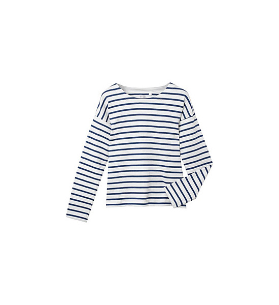 Breton-striped sweater